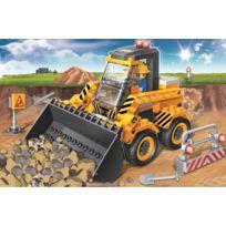 BanBao - 710025 - Jeu De Construction - Pelleteuse Tp - Figurine - 23 X 15 X 5 Cm - 103 PiÈCES