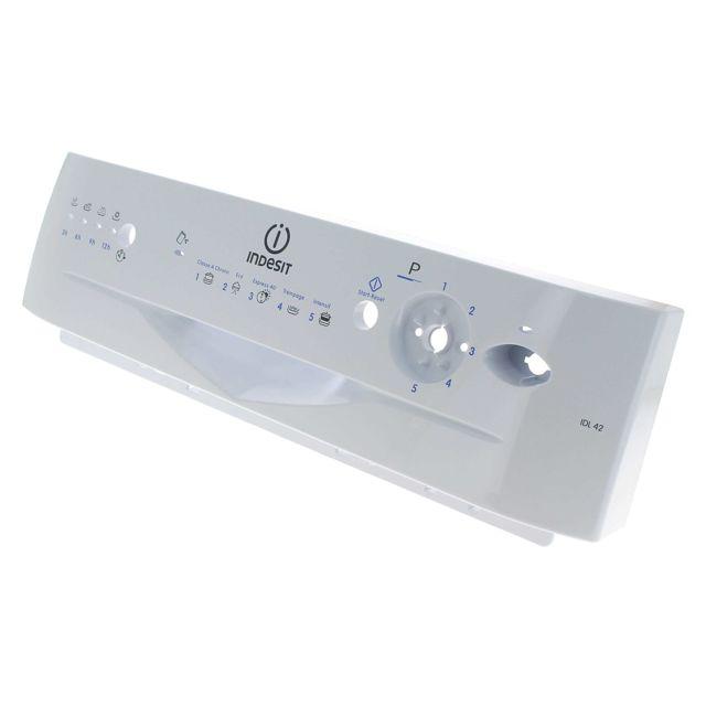 Indesit Bandeau commande blanc idl42 pour Lave-vaisselle