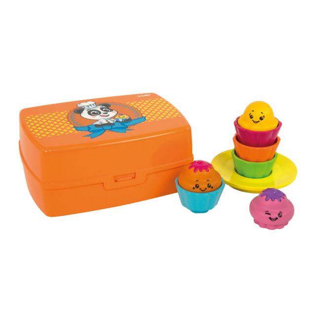 TOMY TOOMIES - Mes Cupcakes Surprise - E72546