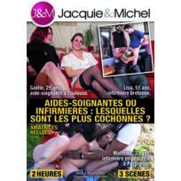Jacquie Et Michel - Aides-soignantes ou infirmieres : lesquelles sont les plus cochonnes