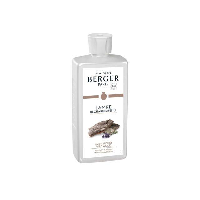 Lampe Berger Parfum Bois Sauvage Pas Cher Achat Vente Brule