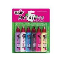 Tulip - 3D Multisurface Metallic set 6