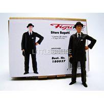 Figutec - Figurines Ettore Bugatti - 1/18 - 180037