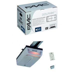 Faac kit dolphin d1000 motorisation porte de garage 24v for Motorisation porte de garage sectionnelle pas cher