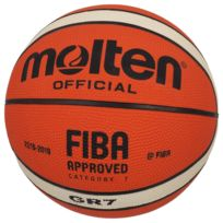 MOLTEN - Ballon de basket Gr7 basket entrainement Orange 41618