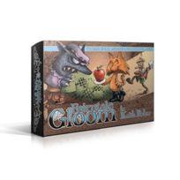 Atlas Games - Jeux de société - Fairytale Gloom Card Game