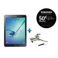 Samsung - Galaxy Tab S2 -9,7'' - 32 Go - Noir + Minidrone hybride Parrot