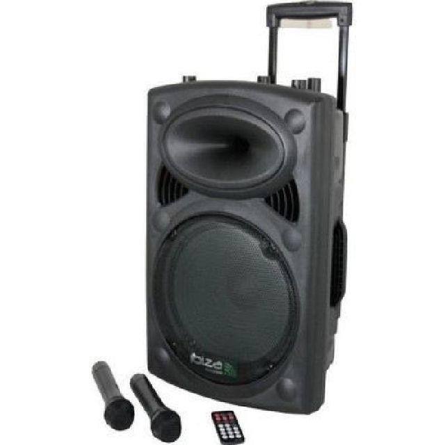Ibiz Enceinte de sonorisation port15vhf