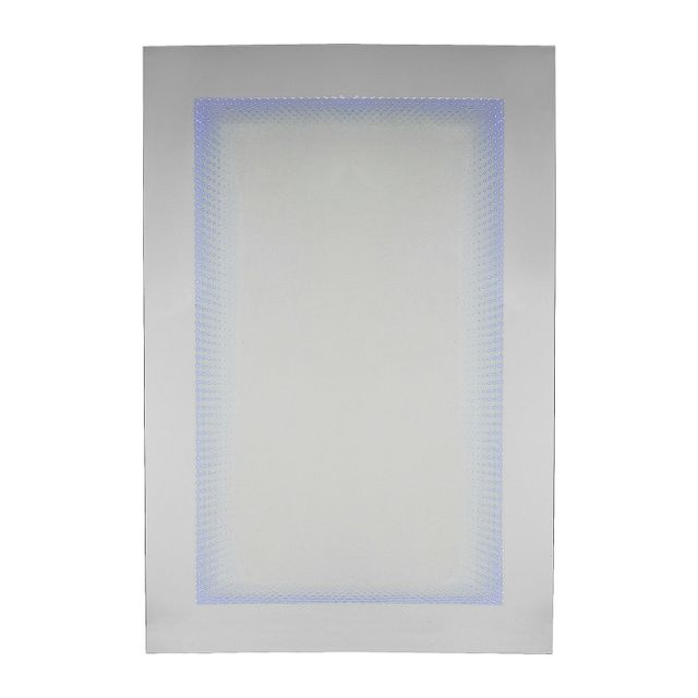 Karedesign Miroir Tube 120x80cm Led bleu Kare Design
