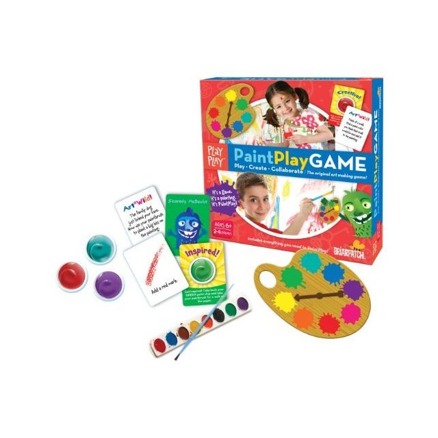 Play Paint Board Game