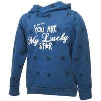 Nameit - Sweat Name it Kaya blue cap sweat girl Bleu 69115