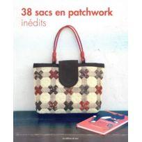 De Saxe - 38 sacs en patchwork inédits