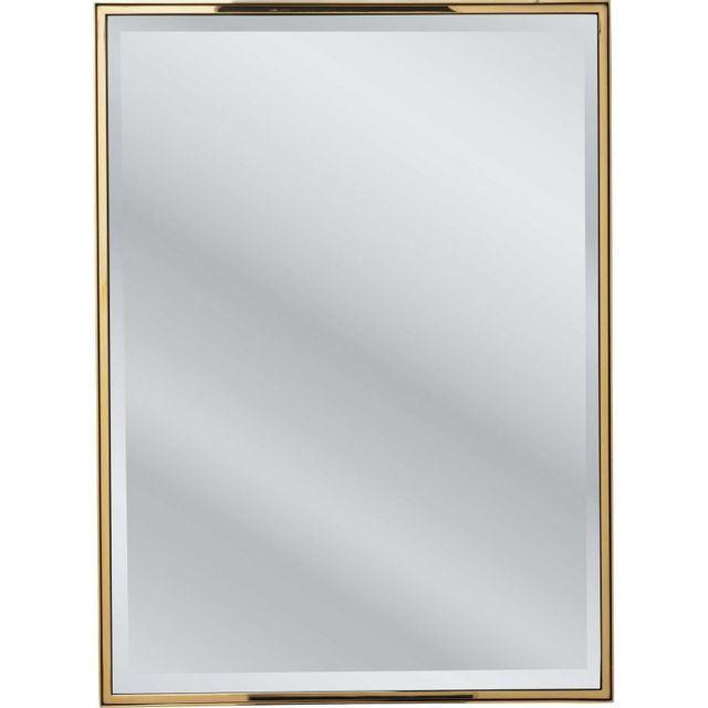 Karedesign Miroir Dolly Gold 75x55 cm Kare Design