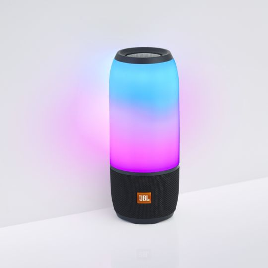 Pulse 3 Noire - Enceinte Bluetooth
