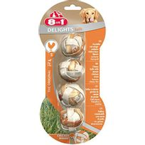 8 in 1 - 8in1 Friandise chien Delights Balles Sx4