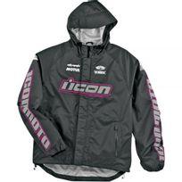 ICON - PDX Bib Womens Pink Black Vest