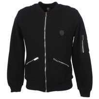 Rivaldi Black - Sweats vestes zippée Abel black fz sweat Noir 58594