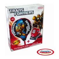 TRANSFORMERS - Punching ball sur Socle avec Gants - OTRA09