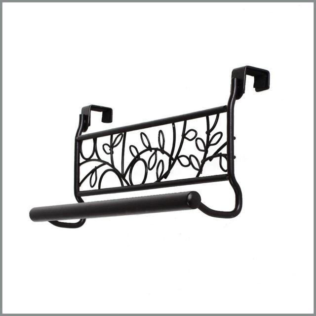 Calicosy Barre porte torchons décor feuilles