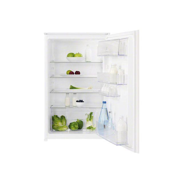 ELECTROLUX réfrigérateur 1 porte intégrable à glissière 146l a++ - ern1402aow