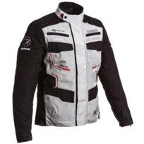 Bering - veste moto Shield textile homme hiver Gore Tex noir-gris Btv128 3XL 62 Fr
