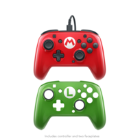 PDP - Manette filaire Mario - Switch