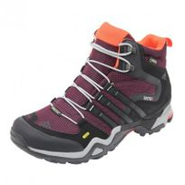 Adidas originals - Terrex Fast X High Gtx W Vio - Chaussures Randonnée Femme Adidas