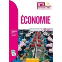Delagrave - économie ; 1ère année de Bts ; pochette de l'élève