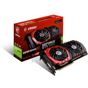 MSI - GeForce GTX 1080 GAMING X 8Go DDR5X