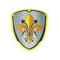 Mystery - Lcde Bouclier mousse Roi de France
