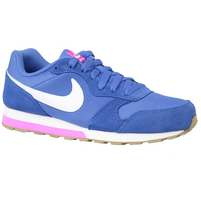 Nike Md Runner 2 Gs 807319 404 Violet pas cher Achat