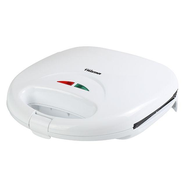 TRISTAR appareil à panini 750w blanc - sa-3050