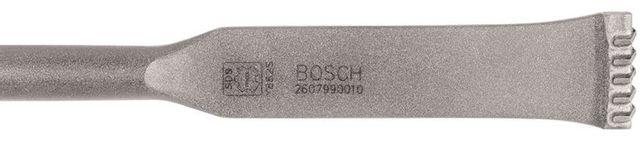 bosch burin fa ades avec dents en carbure de tungst ne sds max longueur 280mm largeur 38mm. Black Bedroom Furniture Sets. Home Design Ideas