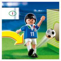 Playmobil - 4712 : Joueur de football Italien