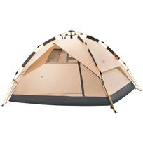Campz - Grassland - Tente - 3P beige