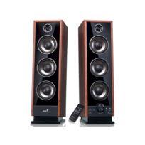 Genius - Hauts parleurs - SP-HF2020 - 60 Watts RMS avec télécommande