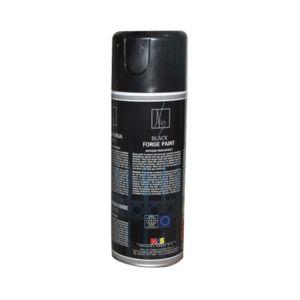 pinty peinture bombe forge noir fj104 520 ml pas cher achat vente peinture l 39 eau. Black Bedroom Furniture Sets. Home Design Ideas