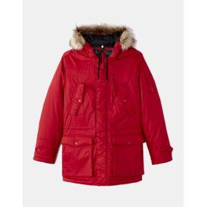 celio parka jumess rouge l pas cher achat vente manteau homme rueducommerce. Black Bedroom Furniture Sets. Home Design Ideas