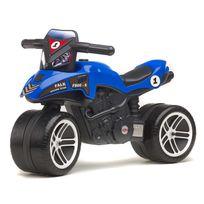 Falk / Falquet - Porteur Moto Racing Team bleue