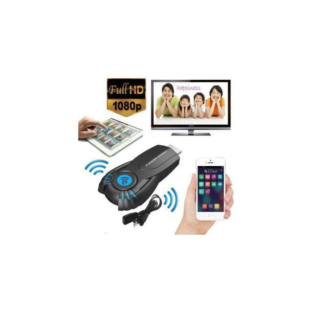 Auto-hightech Dongle Tv avec Affichage Dlna et WiFi