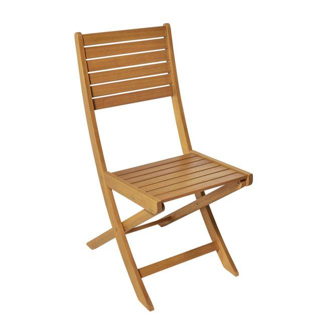carrefour jakarta lot de 2 chaises pliantes de jardin. Black Bedroom Furniture Sets. Home Design Ideas