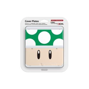 nintendo coque new 3ds toad verte pas cher achat. Black Bedroom Furniture Sets. Home Design Ideas