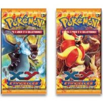 Pokemon Company International - Cartes à collectionner - Pokemon Jcc - 1 Booster Xy : Etincelles