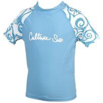 Culture Sud - Tee-shirt anti-uv Sangka ciel anti uv jr Bleu 79762