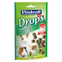 Vitakraft - Drops persil sans lactose - Tout Rongeur