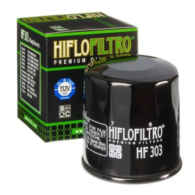 Filtre /à huile Hiflo Filtro pour Moto Honda 600 CBF 2004-2013 HF204RC 15410-MCJ-000//003//505 Neuf