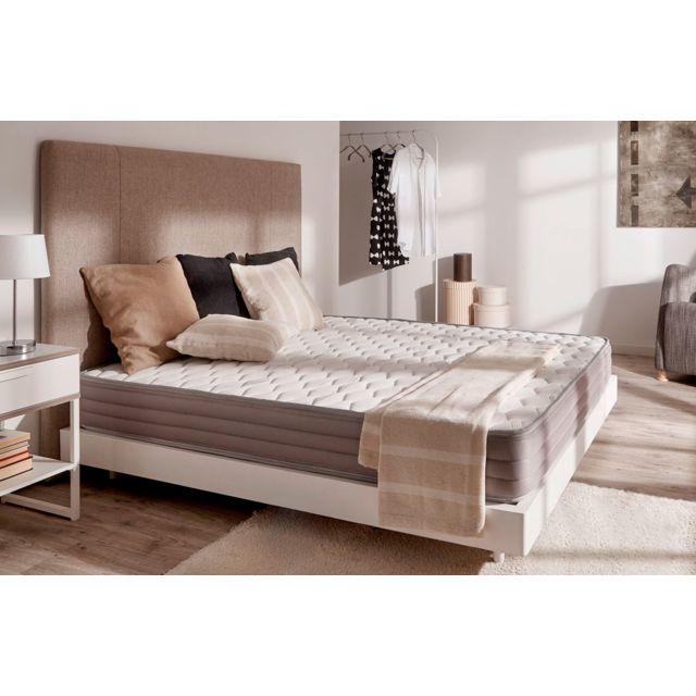 naturalex matelas aerolatex ergonomique 80x190 cm en mousse hr blue latex mousse effet. Black Bedroom Furniture Sets. Home Design Ideas