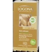 Logona - Soin colorant bio végétal Blé doré