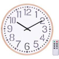 horloge led a pile achat horloge led a pile pas cher rue du commerce