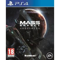 MASS EFFECT ANDROMEDA - PS4